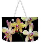 Orchid In Blossom Weekender Tote Bag