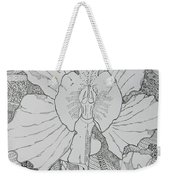Orchid In Disguise Weekender Tote Bag
