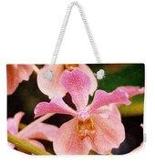 Orchid Number 17 Weekender Tote Bag