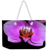 Orchid One Weekender Tote Bag