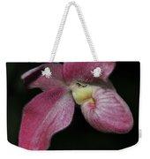 Orchid Phragmipedium Hanna Popow 2 Of 2 Weekender Tote Bag