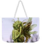 Orchid Pixie Weekender Tote Bag