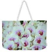 Orchid Sea Weekender Tote Bag