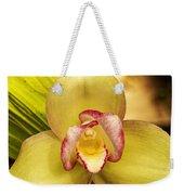 Orchid Series 1 Weekender Tote Bag