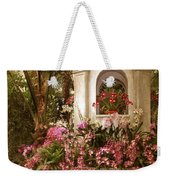 Orchid Show Weekender Tote Bag
