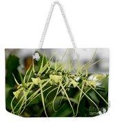 Orchid Spikes Weekender Tote Bag