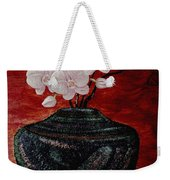Orchids And Passion Weekender Tote Bag