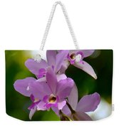 Orchids For You Weekender Tote Bag