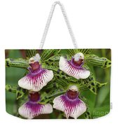 Orchids Four Weekender Tote Bag