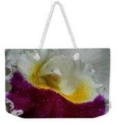 Orchid's Royal Carpet Weekender Tote Bag