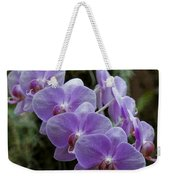 Orchids Square Format Img 5437 Weekender Tote Bag