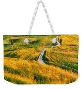 Orcia Valley Weekender Tote Bag
