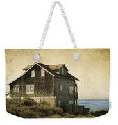 Oregon Coast Beach House Weekender Tote Bag