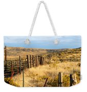 Oregon Corral Weekender Tote Bag