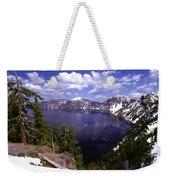 Oregon Crater Lake  Weekender Tote Bag