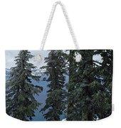 Oregon Crater Lake Panoramic Weekender Tote Bag