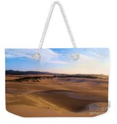 Oregon Dunes Landscape Weekender Tote Bag