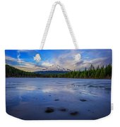 Oregon January Weekender Tote Bag
