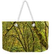 Oregon Rainforest Weekender Tote Bag