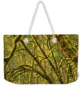 Oregon Rainforest Portrait Weekender Tote Bag by Adam Jewell
