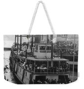 Oregon Steamboat, C1906 Weekender Tote Bag