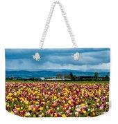 Oregon Tulip Farm - Willamette Valley Weekender Tote Bag