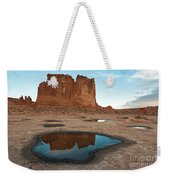 Organ Formation, Arches National Park Weekender Tote Bag