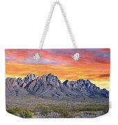 Organ Mountain Sunrise Most Viewed  Weekender Tote Bag