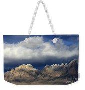 Organ Mountains New Mexico Weekender Tote Bag