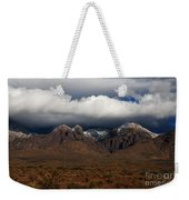 Organ Mountains New Mexico Weekender Tote Bag