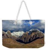 Organ Mountains Rugged Beauty Weekender Tote Bag