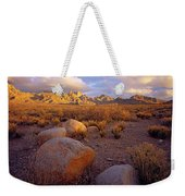 Organ Mountains Sunset Weekender Tote Bag