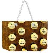 Organ Paradise Weekender Tote Bag