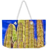 Organ Pipe Cactus Arizona By Diana Sainz Weekender Tote Bag