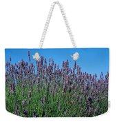 Organic Lavender Weekender Tote Bag