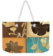 Organic Nature 3 Weekender Tote Bag