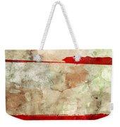 Orient Weekender Tote Bag by Brett Pfister