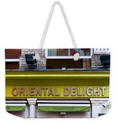 Oriental Delight Weekender Tote Bag