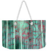 Oriental Feeling Weekender Tote Bag