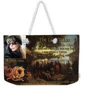 Oriental Princess Weekender Tote Bag
