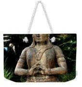 Oriental Statue Weekender Tote Bag