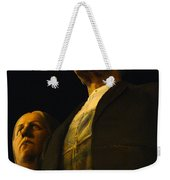 Original Goth Couple Weekender Tote Bag