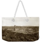 Original High School Pound Cake Hill  Los Angeles California Circa 1873 Weekender Tote Bag