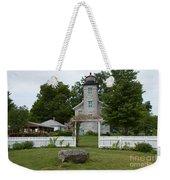 Original Lighthouse Site Weekender Tote Bag