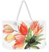 Original Tulips Flowers Weekender Tote Bag