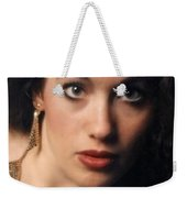 Original Used For Self Portrait  Weekender Tote Bag