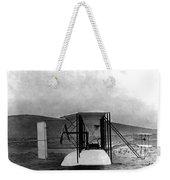 Original Wright Airplane, 1903 Weekender Tote Bag