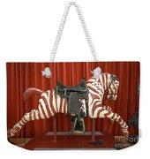 Original Zebra Carousel Ride Weekender Tote Bag