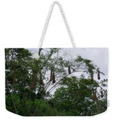 Oriole High Up In The Jungle Canopy Weekender Tote Bag