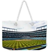 Oriole Park At Camden Yards Weekender Tote Bag
